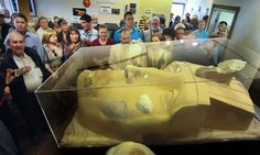 DeMille artifacts unveiled at Dunes Center