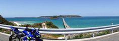 第1回 春の連休 ツーリング・フォトコンテスト 銅賞・君は、「角島」へ行った事があるかい?・