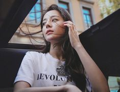 Angelababy, Slice Of Life, Chinese Actress, Asia Girl, Ex Girlfriends, Asian Actors, Pretty Woman, Korean Girl, Asian Beauty