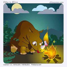RhinoColor by Fran-atic on DeviantArt Chloe, Tweety, Pikachu, Deviantart, Games, Fictional Characters, Educational Games, Short Stories, Plays