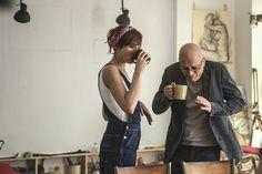 """Claudio Bisio e Anna Foglietta sono i protagonisti nel nuovo film di Massimiliano Bruno """"Confusi e Felici"""". #cinema #bisio #foglietta #confusiefelici"""