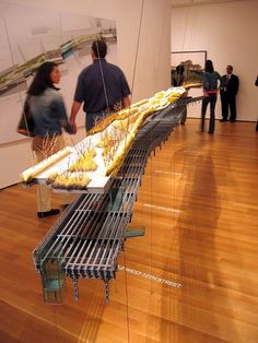archimodels:  © diller scofidio + renfro & james corner field operations - high line park - new york, usa - 2009
