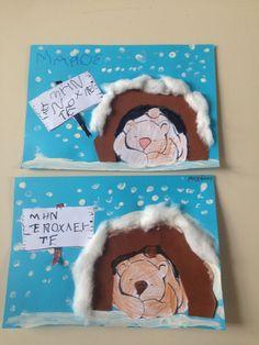 Winter Crafts For Kids Winter Crafts For Kids, Winter Kids, Winter Art, Winter Theme, Art For Kids, Thema Winter Im Kindergarten, Kindergarten Art Projects, Classroom Crafts, Preschool Crafts