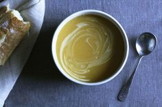 Butternut Squash Soup with Miso and Coconut  recipe on Food52