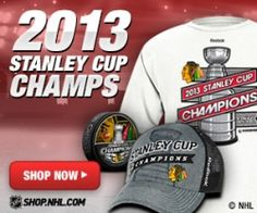 MyReviewsNow.net Together with Partner, the NHL Store Congratulate 2013 Stanley Cup Champions Chicago Blackhawks - PR.com