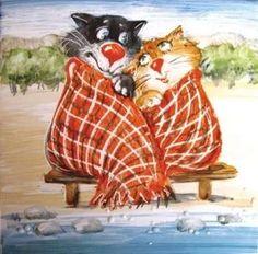 анатолий ярышкин. коты картинки: 811 изображений найдено в Яндекс.Картинках. Art. Anatoly Yaryshkin
