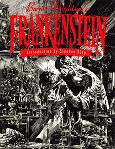 Bernie Wrightson's Frankenstein: Or the Modern Prometheus: Mary Wollstonecraft Shelley, Bernie Wrightson: 9780887331930: Amazon.com: Books
