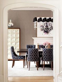 25 Elegant Dining Room