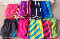 Nike shorts...addicted!