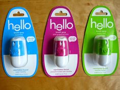hello Oral Hygiene! | Krissy Deane