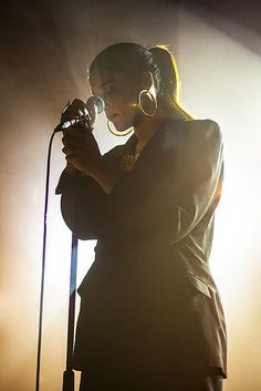 Jessie Ware by Dave Watson's Photography on Flickr. Goddess