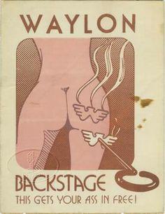 Ol' Waylon! Lol..