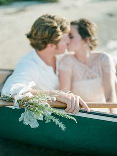 Engagement photo ide