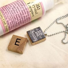 Wooden Alphabet Tiles at Bottle Cap Cohttp://www.bottlecapco.com/Wooden-Alphabet-Tile-Set-40-Count_p_717.html