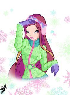 Roxy winter costyme by fantazyme