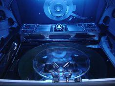One badassed BMW 330 Beryllium Robolop custom car audio trunk install