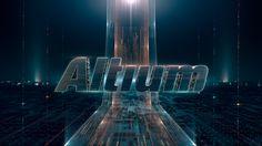 Altium Ident on Behance
