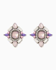 charming charlie | Heirloom Cluster Stud Earrings | UPC: 400000293721 #charmingcharlie