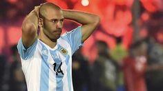 Mascherano: necesito vivir con stress, sino siento que doy ventaja - LG Deportiva