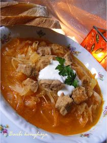 Hungarian Recipes, Hungarian Food, Thai Red Curry, Food And Drink, Tasty, Favorite Recipes, Meat, Ethnic Recipes, Drinks
