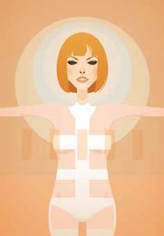 LeeLoo (The Fifth Element) Stanley Chow