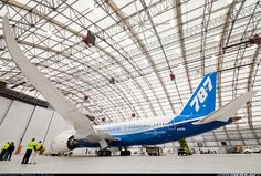 Boeing's New Toy