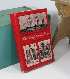 Great Britain and The Confederate Navy by 13thStreetEmporium, $15.00