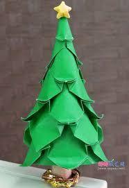 Resultado de imagen para origami xmas tree