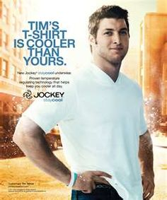 Tim Tebow is cooler than you... in every way imaginable!