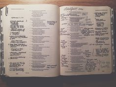"""crisheart: """"Notes from Lamentations from this mornings sermon. Chaplain delivered what I needed to hear this morning. """""""