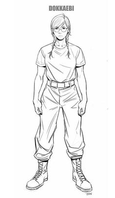 Character Design Girl, Character Design References, Character Design Inspiration, Character Art, Rainbow Six Siege Anime, Rainbow Six Siege Memes, Human Figure Sketches, Human Figure Drawing, Body Reference Drawing