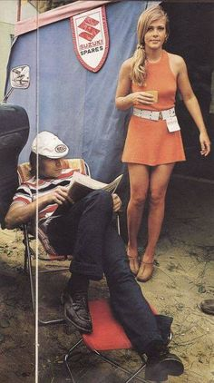 1974- Roger and Lori DeCoster