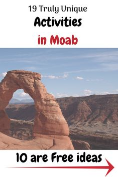 What is there to do in Moab with kids? Family-friendly things to do in Moab based on our trips with toddlers, kids, and a pregnant mom. What to see and do in Moab with kids. So much more than just visiting Arches National Park, Canyonlands National Park, Dead Horse Point State Park. We include where to stay in Moab and where to camp, What to do in a rainy day in Moab. #ArchesNationalPark #CanyonlandsNationalPark #CampinginMoab #MoabUtah #ArchesNationalPark #petroglyphsMoab Travel With Kids, Family Travel, Canyonlands National Park, Family Destinations, Pregnant Mom, Arches, The Great Outdoors, State Parks, Adventure Travel