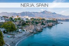 Jackpot! We NAILED it with our weekend in the Costa Del Sol in Nerja, Spain. I had wanted two very...