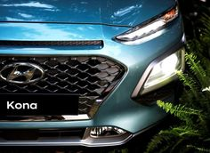 2018 Hyundai Kona engines: petrol in the beginning, diesel and electric or hybrid planned for the next year.
