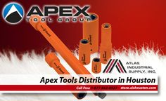 Apex Tool Group (ATG) is one of the largest manufacturers of professional hand and… http://store.aishouston.com/online-store/hand-tools/apex.html