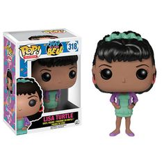 Saved By The Bell Pop! Vinyl Figure - Lisa Turtle : Forbidden Planet