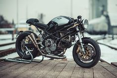Mostro 900 Ducati Cafe Racer  NCT Motorcycles