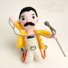 Freddie Mercury!! - free PDF download !