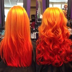 I think I might do this to my hair over the summer