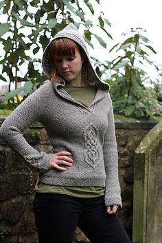 Ravelry: Hild pattern by Ann Kingstone