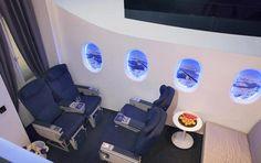 Airplane Design Apartment: dormire in un aereo a #Budapest