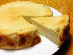 ダイエットに♡豆腐おからヨーグルトケーキ