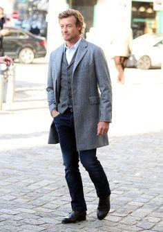 Simon Baker, Patrick Jane, Beautiful Men, Beautiful People, I Love Simon, Cuerpo Sexy, Australian Actors, Evolution Of Fashion, Baker Boy