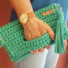De Croche De Croche barbante De Croche com grafico De Croche de mao De Croche festa - Bolsa De Crochê Crochet Bookmark Pattern, Crochet Stitches Free, Crochet Clutch, Crochet Bookmarks, Crochet Handbags, Crochet Purses, Diy Crochet, Crochet Patterns, Crochet Waffle Stitch
