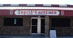 Drove by Ingrid's Kitchen for years before I ever went in.  Why did I wait so long??  Great food, not fancy!