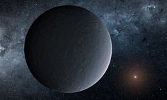 A frozen Earth: NASA finds 'iceball' planet 13,000 light-years away
