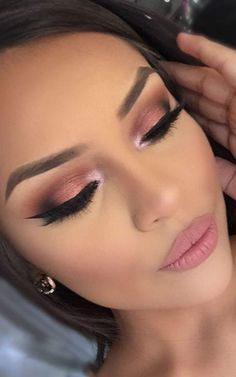 rose quartz makeup #8