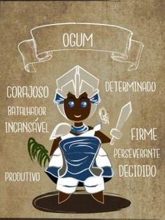 Ogum by Oradine