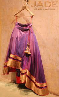 #indian #indianfashion #lehenga #longskirt #purple #ethnic #traditional #fashion